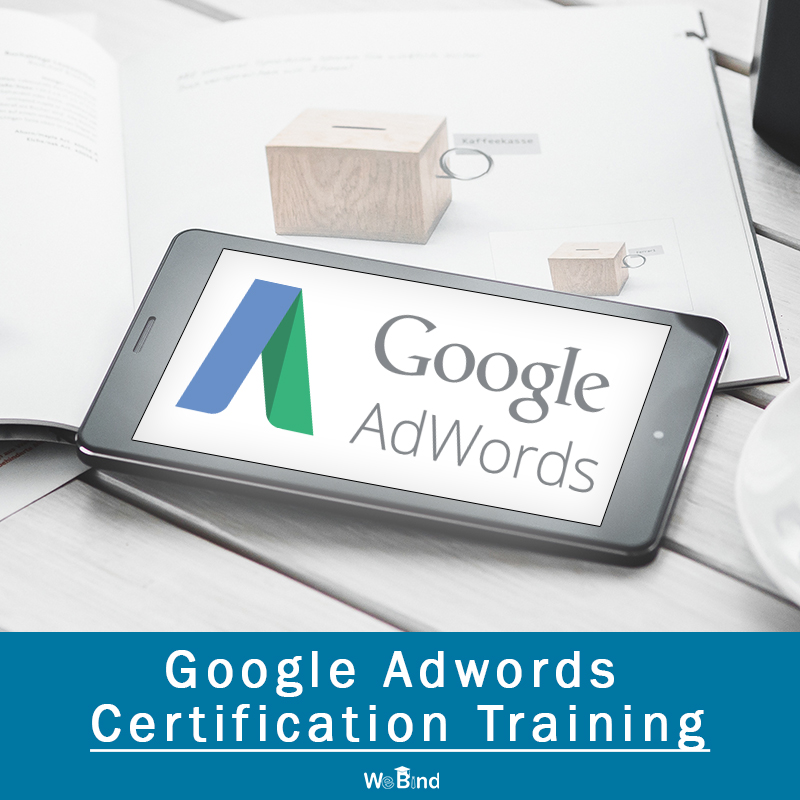 Google Adwords Certification Training Workshop