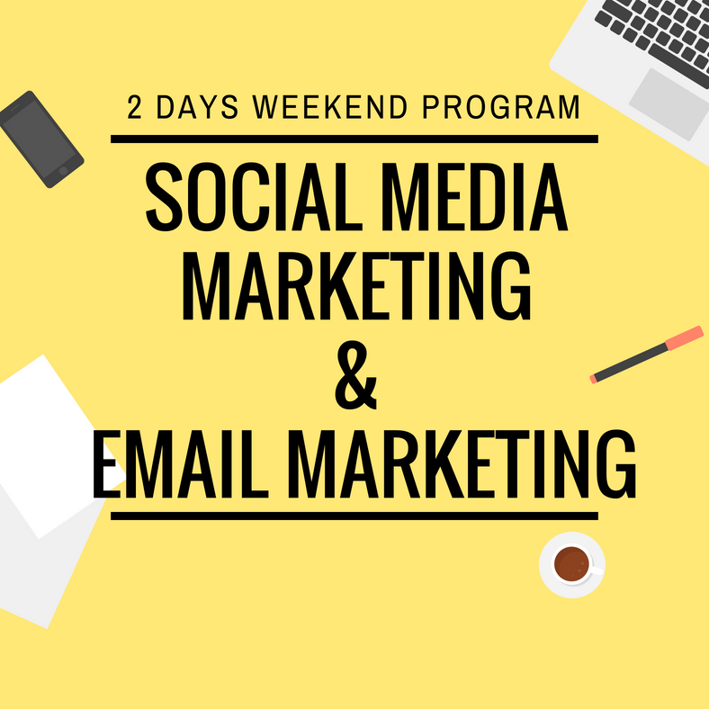 Social Media & Email Marketing Course | Mumbai Workshop