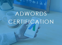 Adwords Certifcaton course in Webind